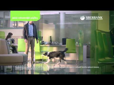 Sberbank CZ – reklamní spot – půjčky – jaro 2015