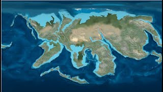 Spending a Day on Earth 250 Million Years in the Future