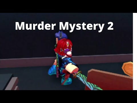 jogando Murder Mystery 2