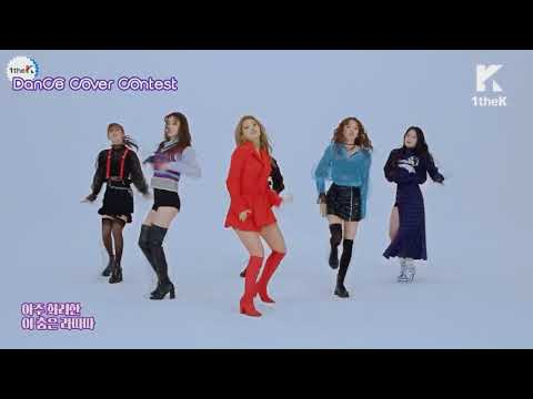 (G)I-DLE - LATATA [DANCE PRACTICE + MIRRORED + SLOW 100%]