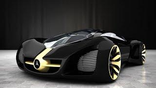 7 Most Unbelievable Mercedes Benz Concept Cars