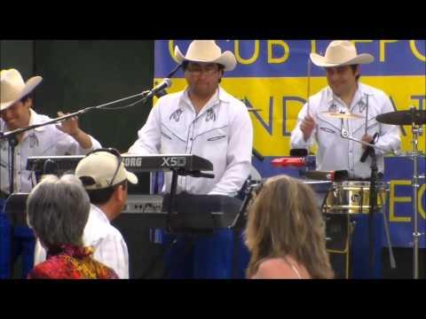 Los Ángeles de la Cumbia - Chacucha Presentacion Alacran