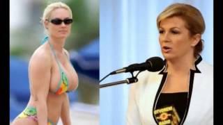 Kroatische präsidentin sexy