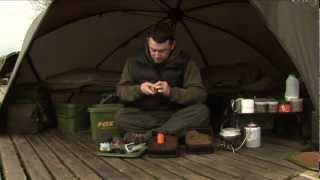 Puść film :: Carp Fishing TV ::  Tie the Perfect Solid PVA Bag