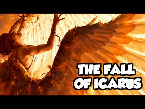 Icarus: The Flight And Fall  - The Meaning Behind The Story (Greek Mythology Explained)