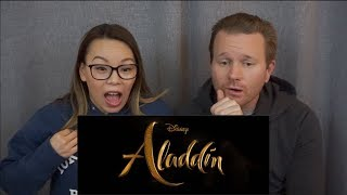 **NEW** Aladdin Special Look | Reaction & Review