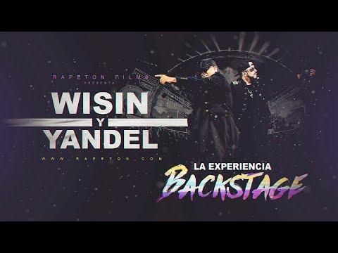 La Experiencia Backstage: Wisin & Yandel en Viña del Mar 2019