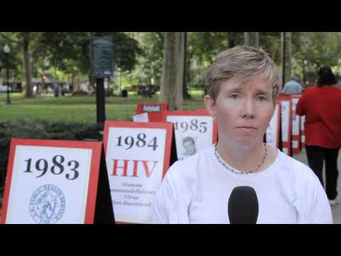 AIDS Walk 2012 Kickoff - #WhyIWalk