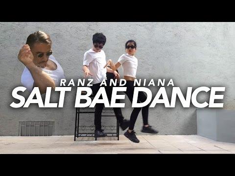 Salt Bae Dance   Ranz and Niana