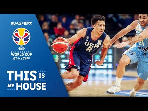 Uruguay v USA - Highlights - FIBA Basketball World Cup 2019 - Americas Qualifiers
