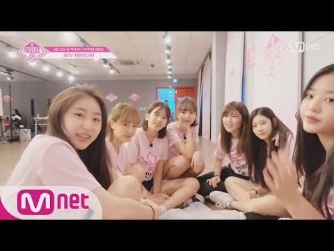 [ENG sub] PRODUCE48 [48TV] ′소녀들에게 반해버리잖아?′ 셀프캠 잘 부탁해♥ l 히토미→초원 180831 EP.12