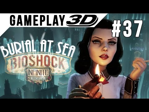 BioShock: Infinite #037 3D Gameplay Walkthrough SBS Side by Side (3DTV Games)