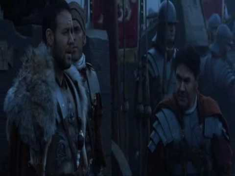 Discurso de Gladiator batalla Germania