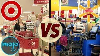 Walmart Vs Target