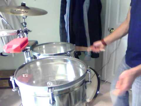 Porfi Baloa Adolescentes Orquesta - Virgen (cover tutorial Timbal)