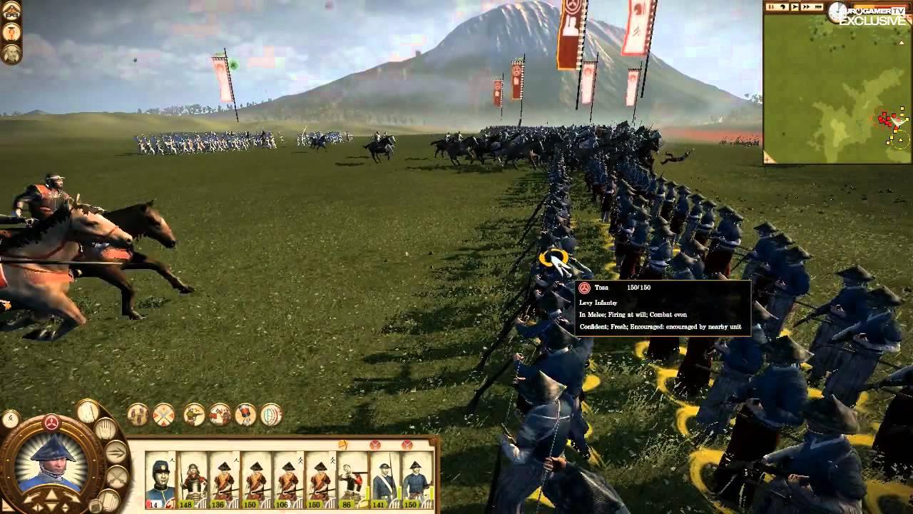 Download shogun 2 fall of the samurai free.