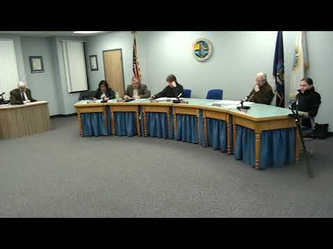 Town of Plattsburgh Board Meeting  2-6-20