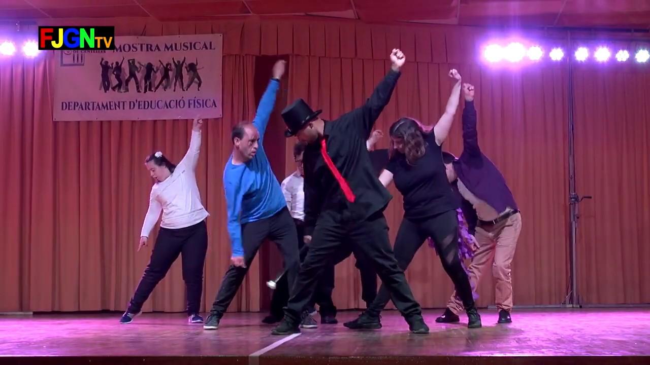 11. Remix AFANIAS Castellón - Bailes Educacion Fisica 2019 IES Nules
