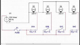 Electrical Installation In A Room ( Urdu & Hindi) – Youtube ...