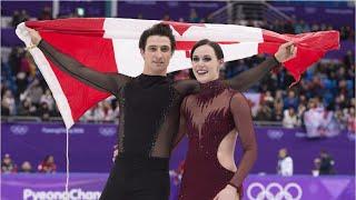 Golden Skate For Canada's Virtue & Moir