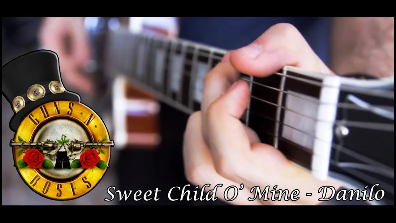 Sweet Child O' Mine - Full Instrumental Cover HD - YouTube