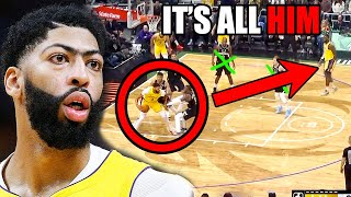 The REAL Reason Why Anthony Davis HELPS LeBron James & The Lakers (Ft. NBA Defense, Leadership)