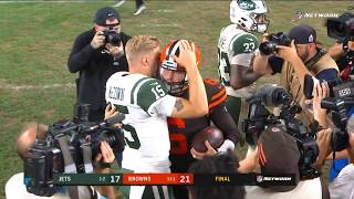 Browns Win Their First Game in Almost 2 Years | NFL Highlights