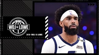 Will the Jazz re-sign Mike Conley?   Woj & Lowe YouTube Exclusive