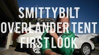 Smittybilt Overlander Roof Top Tent Review