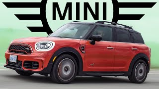 2020 Mini John Cooper Works Countryman Review - Now With Over 300 HORSEPOWER!