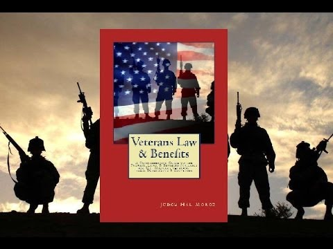 """Veterans Law & Benefits"" by Judge Hal Moroz  ""Veterans Law & Benefits: A Comprehensive Guide to the Process, Laws, & Benefits Available for U.S. Military Veterans, their Dependents, & Survivors"" by Judge Hal Moroz.   ORDER YOUR PERSONAL COPY NOW at http://www.amazon.com/Veterans-Law-Benefits-Comprehensive-Dependents/dp/1494864541/ref=sr_1_12?s=books&ie=UTF8&qid=1389355127&sr=1-12   VA Benefits ...  VA Claims ...   Veterans Law … Federal Tort Claims ...  Federal & State-by-State Resources ... and More!   THIS BOOK COVERS THEM ALL!    ""...this book's sections form a comprehensive guide to the process, law, and benefits available for U.S. military veterans and their families.     ""And the beauty of this book is that it is a compact, portable reference for veterans and/or their family members when the need to know something about Veterans Law or VA benefits arises. More often than not, people contact me or other attorneys or veterans advocates for help on such matters, but many times those services incur costs. This book is a low-cost, simple guide to understanding the process and the bureaucracy. It does not eliminate the need for competent counsel on such matters, as this is not the purpose of this work. This book is designed to educate laymen on veterans matters, and better prepare them to ask questions of the VA or legal counsel, should the need arise. In the words of Sir Francis Bacon, 'Knowledge is power.'  This book is powerful!""   ~ Judge Hal Moroz, U.S. Army Retired, from the Preface   ~~~~~~~~~~  ORDER YOUR COPY TODAY at http://www.amazon.com/Veterans-Law-Benefits-Comprehensive-Dependents/dp/1494864541/ref=sr_1_12?s=books&ie=UTF8&qid=1389355127&sr=1-12  ~~~~~~~~~~  And follow Judge Moroz by Supporting the good works of the Veterans Law Center, Inc., a 501(c)(3) charitable organization that serves the interests of America's 24 million military veterans.  Go to http://veteranslawcenter.org and Support the Veterans Law Center TODAY!  ~~~~~~~~~~  See Other Books by Hal Moroz at http://www.amazon.com/s/ref=nb_sb_noss_1?url=search-alias%3Daps&field-keywords=Hal%20Moroz"