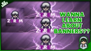 🔴🔴👍👍Zyrem's Banner!!!😎😎New Style!!😉😉I Will Teach You How to Make Banner😉😉👍👍 - YouTube