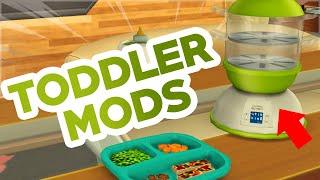 New Mods for Better Family Gameplay (The Sims 4 Mods September 2020)