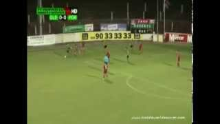 Adam Moussa lebanese messi amazing backheel goal