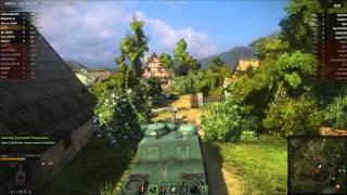 World of tanks - amx ac mle 1946 странная пт