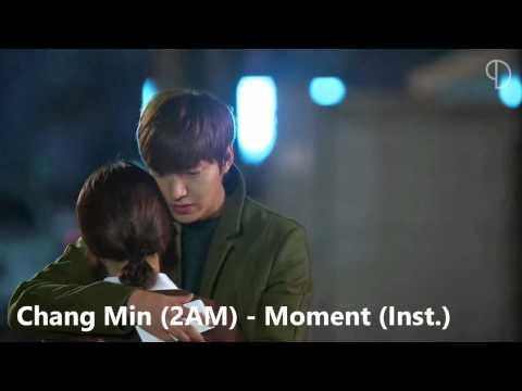 Chang Min (2AM) - Moment (Instrumental)