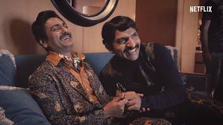 The cast of Sacred Games 2 in '70s Glam | Netflix