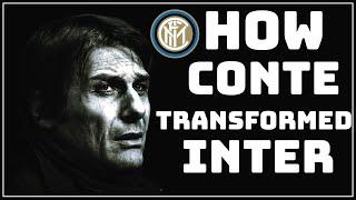 How Antonio Conte Transformed Inter Milan | Conte's Inter Milan Tactics |