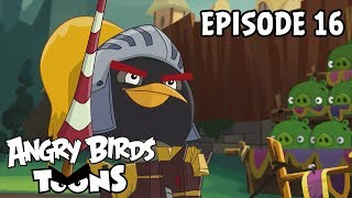 Angry Birds Toons   Sir Bomb of Hamelot  - S2 Ep16