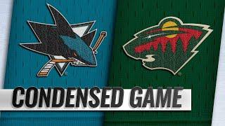03/11/19 Condensed Game: Sharks @ Wild