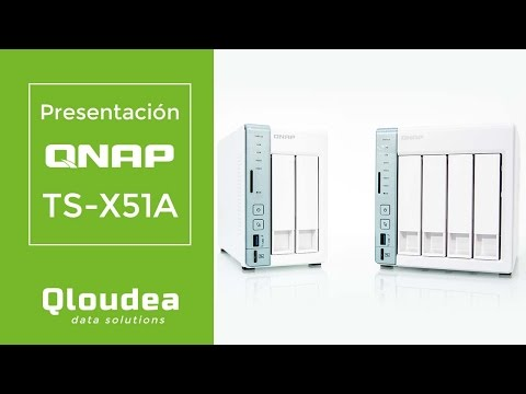QNAP NAS con conexión DAS USB 3.0 p