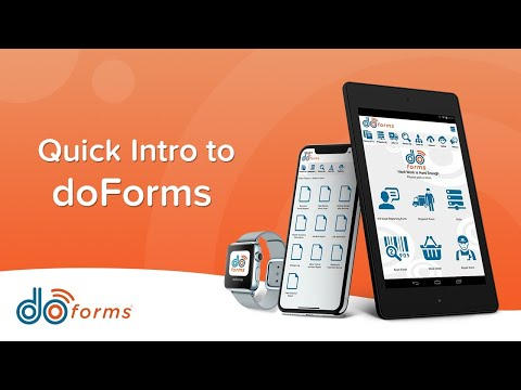 Quick Intro to doForms October 2015