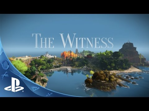 The Witness Trailer