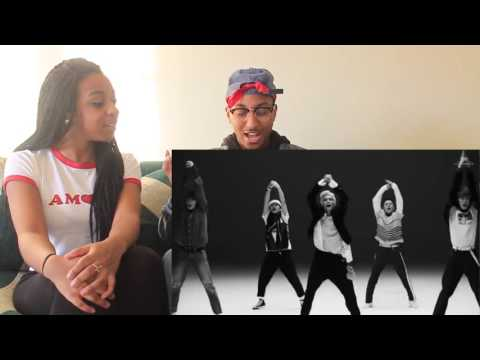 Couple Reacts : NCT U (The 7th Sense) Music Video Reaction!!