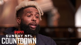 Odell Beckham Jr.: I'm not 'given an opportunity to be the very best that I can' | NFL Countdown