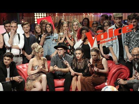 Intervista me Stanaj në V-Room | Finale | the Voice of Albania 6