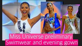Đêm Bán Kết Rạng Ngời Của Hoàng Thuỳ (MISS UNIVERSE PRELIMINARY 2019)