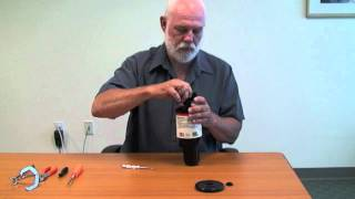 Impact Sprinkler: How to Disassemble