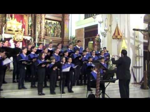 La Virgen Sueña Caminos -Escolania San Juan de Ávila-