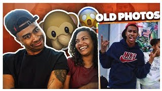 EXPOSING OUR OLD CRINGY PHOTOS!!! THINGS GET INTENSE!! (VERY EMOTIONAL)